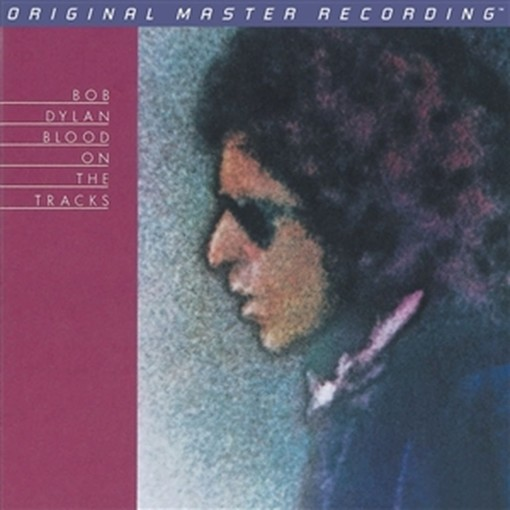 BOB DYLAN - Blood and the tracks_Fronte