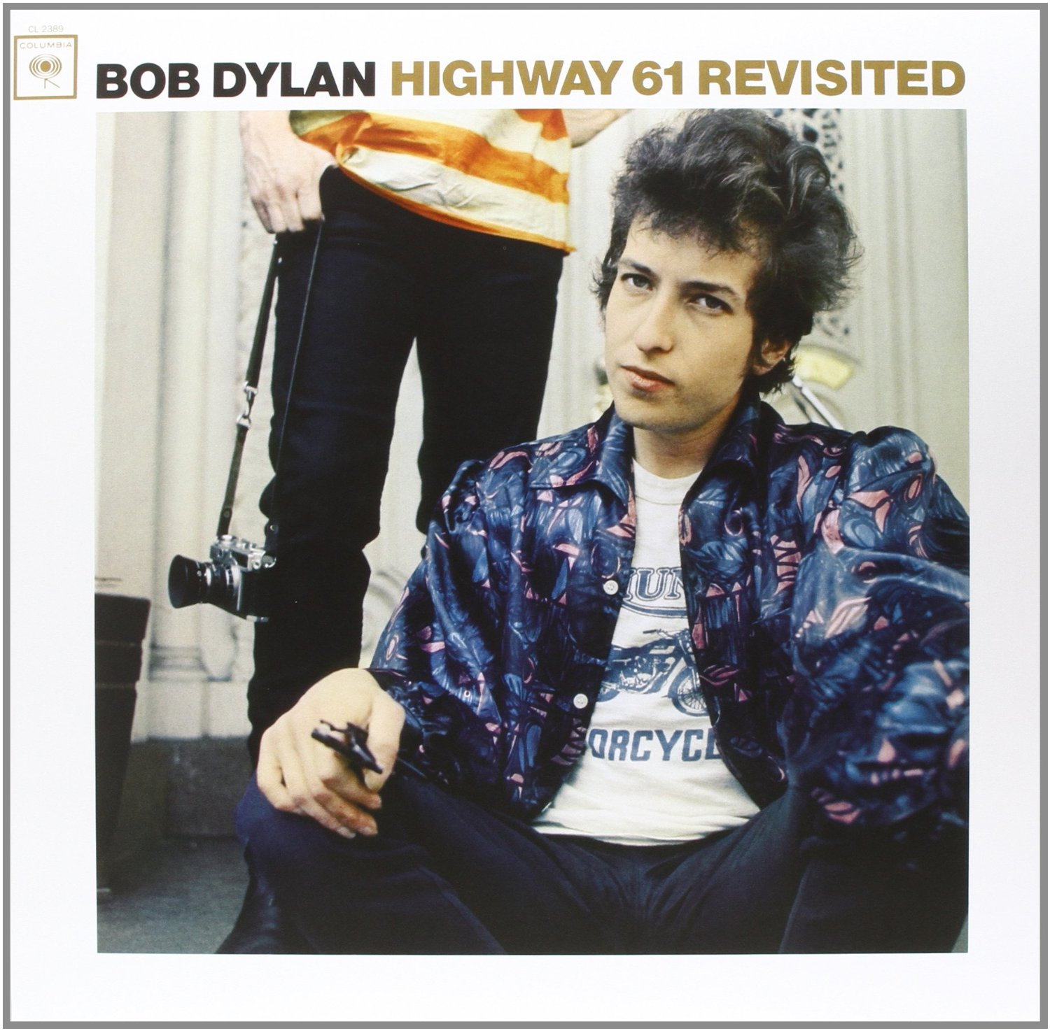 BOB DYLAN - Highway 61 Revisited_Fronte