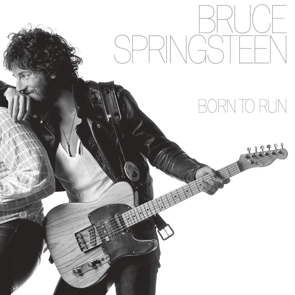 BRUCE SPRINGSTEEN - Born to run_Fronte