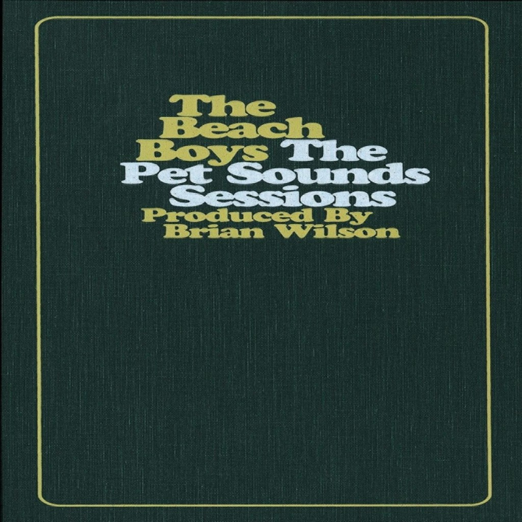 THE ROLLING STONES - The Pet Sounds Sessions
