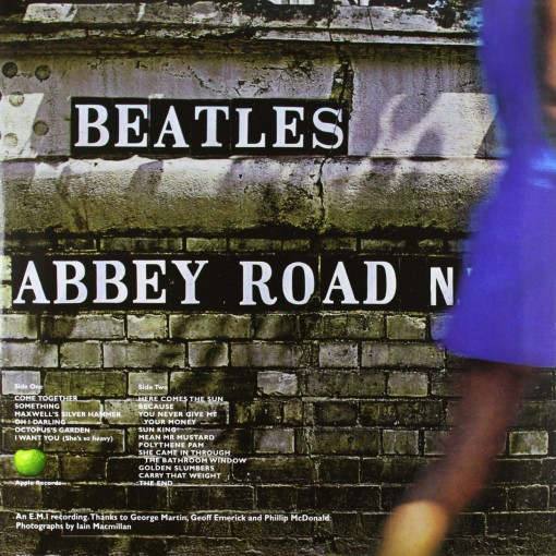 THE BEATLES - Abbey Road_Retro