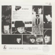 THE BEATLES - Rubber soul_retro