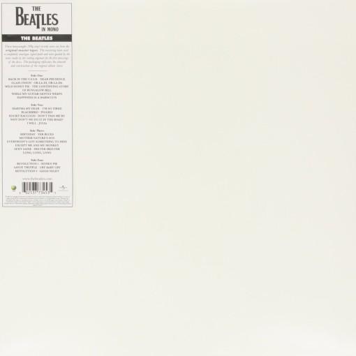 THE BEATLES - The white album_Retro