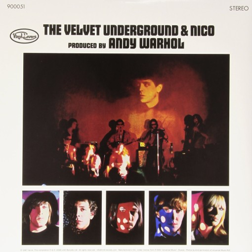 THE VELVET UNDERGROUND AND NICO_Retro