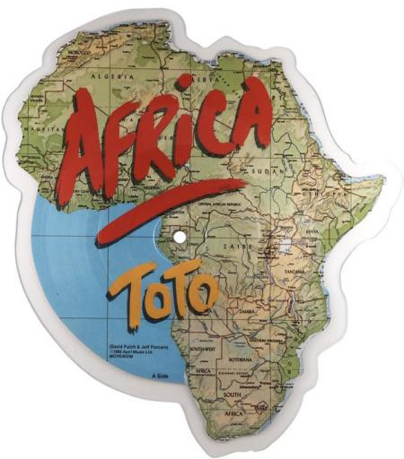 TOTO - Africa_Vinile