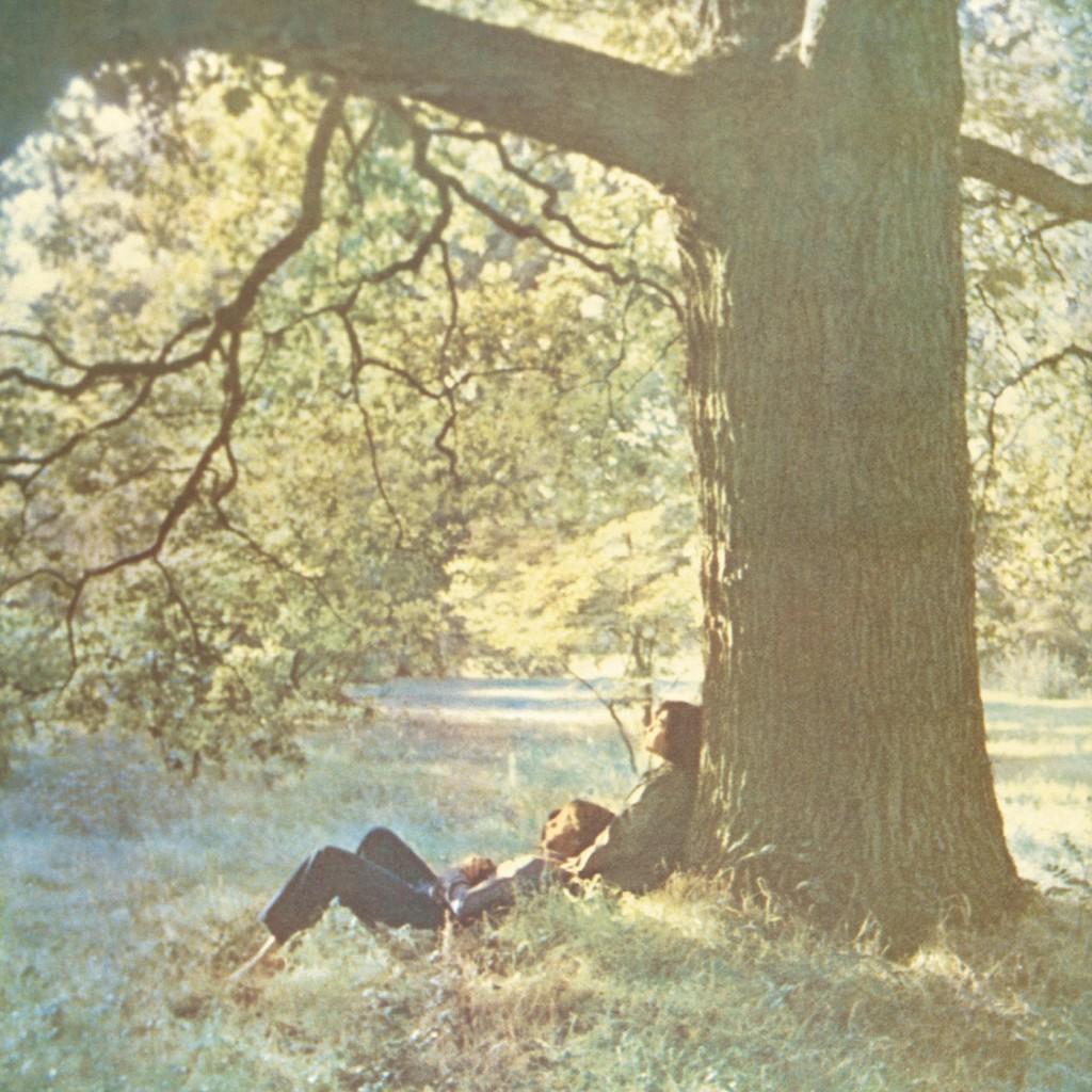 John Lennon - Plastic Ono Band - Cover front