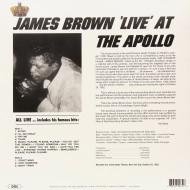 James Brown - Live at the Apollo retro