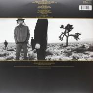 U2 - The Joshua Tree - retro