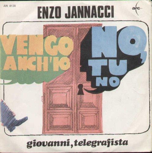 ENZO JANNACCI - Vengo Anch'io