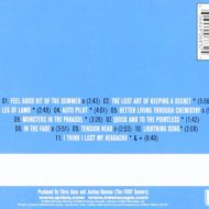 QUEENS OF THE STONE AGE - Rated R - cd retro