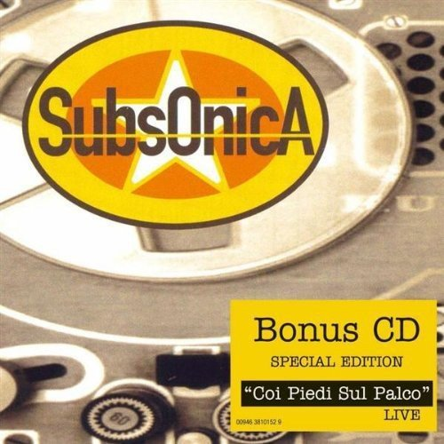 SUBSONICA - Subsonica 2